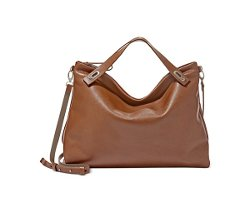 Skagen Denmark  - Double Handle Mikkeline Satchel Bag
