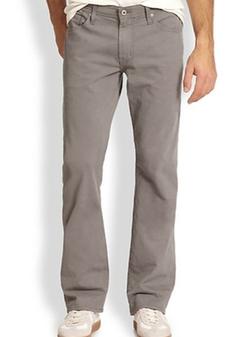 AG  - Protege Straight-Leg Jeans
