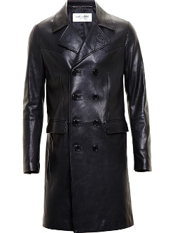 Saint Laurent - Double Breasted Trench Coat