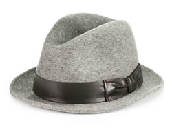 Mr. Kim By Eugenia Kim - Lake Wool Porkpie Hat