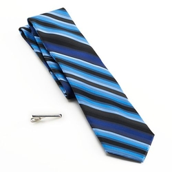 Apt. 9  - Landslide Striped Tie