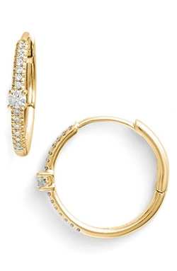 Bony Levy - Small Hoop Earrings