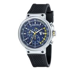 Velocitech - Silicone Rubber Strap Watch