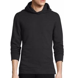 John Elliott - Long-Sleeve Cotton Hoodie Sweatshirt