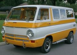 Dodge  - 1990 Sportsman Van