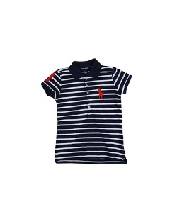 Ralph Lauren - Stripe Polo Shirt