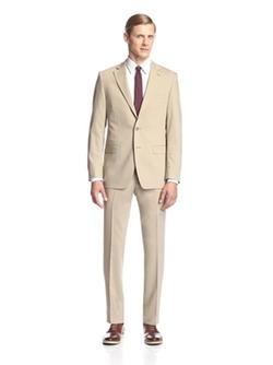 Simon Spurr - Solid Slim Fit Suit