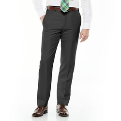 Croft & Barrow - Flat-Front Pants