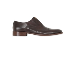 Dino Draghi  - Leather Oxford Laceless Shoes