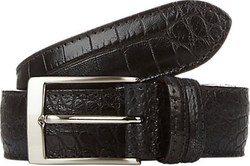 Barneys New York - Alligator Belt