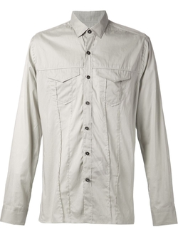 Lanvin - Denim Style Classic Shirt