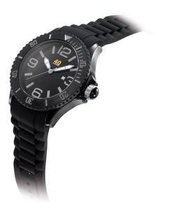 40Nine - Analog Display Quartz Black Watch