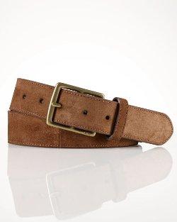 Ralph Lauren - Suede Belt