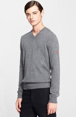 Comme des Garçons  - V-Neck Sweater