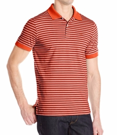 Dockers - Sports Stripe Cotton Jersey Polo Shirt