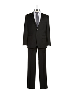 Black Brown 1826 - Two-Piece Henry Suit