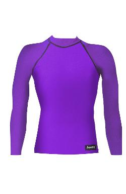 Aeroskin  - Nylon Long Sleeve Rash Guard