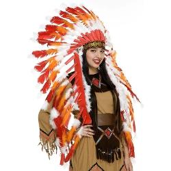 Charades - Indian Headdress