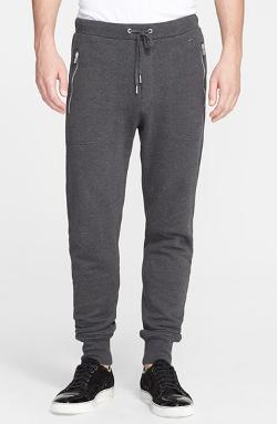 The Kooples  - Sport Zip Pocket Sweatpants