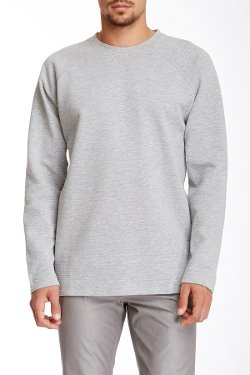 Common People  - Textured Raglan Pullover