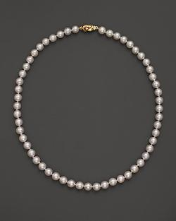 Tara Pearls  - Akoya Cultured Pearl Strand Necklace