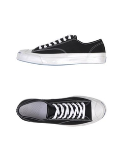 Converse  - Jack Purcell Signature Ox Low-Top Sneakers