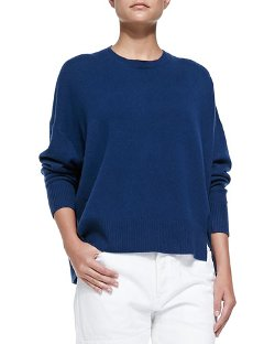 Marc by Marc Jacobs   - Cashmere Jo Split-Side Sweater