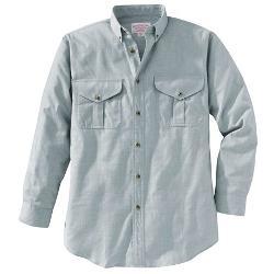 Filson  - Cotton-Wool Button-Down Shirt