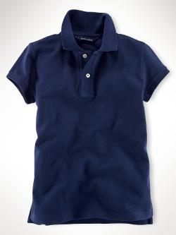 Ralph Lauren - Cotton Uniform Polo Shirt