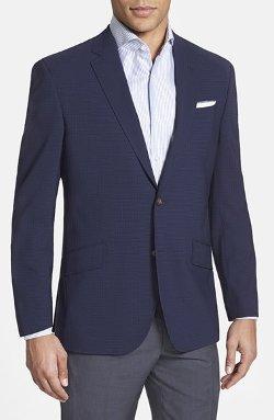 Ted Baker London  - Jones Trim Fit Check Wool Sport Coat