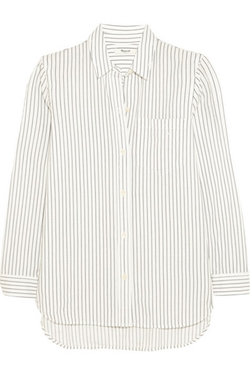 Madewell - Striped Cotton Shirt