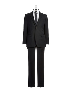 Lauren Ralph Lauren - Slim Fit Two-Piece Wool Suit