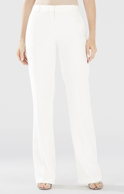 BCBGMAXAZRIA  - Simon Wide-Leg Trousers