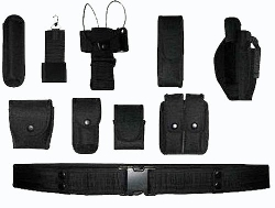 First to act tactical - Tactical Duty Utility Belt