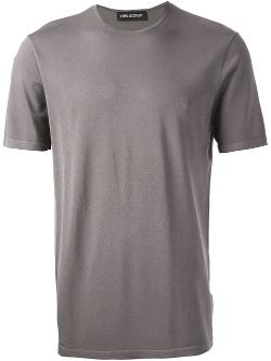 Neil Barrett  - Classic Crew Neck T-Shirt