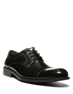 Steve Madden - Minted Leather Oxford Shoes
