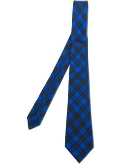 Kiton - Plaid Print Tie
