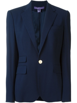 Ralph Lauren   - One Button Blazer