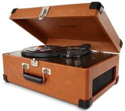 Crosley - Keepsake USB Portable 3-Speed Turntable