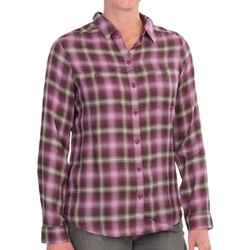 Sierra Trading Post - Plaid Cotton Shirt