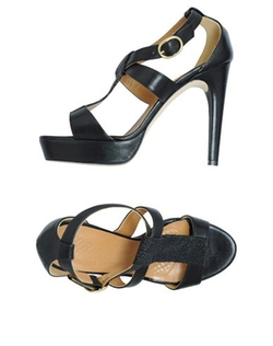 Anya Hindmarch - Ankle Strap Sandals