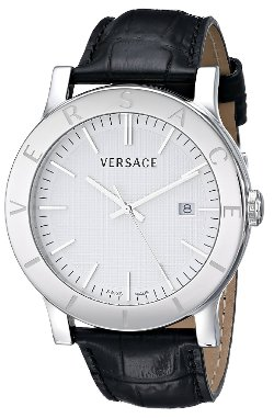 Versace - Acron Stainless Steel Watch