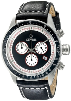 Gevril - Tribeca Stainless Steel Watch