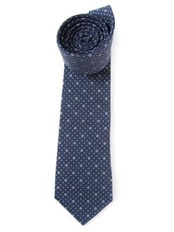 Brunello Cucinelli  - Small Print Tie