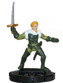 Heroclix - Fandral Fast Forces Toy