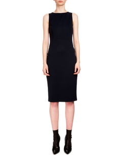 Altuzarra  - Shadow Sleeveless Sheath Dress