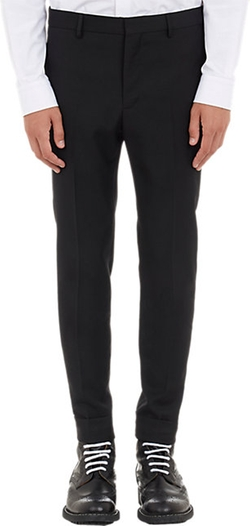 Givenchy - Slim-Fit Cuffed Trouser Pants