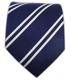Big Shot Neckwear - Woven Silk Stripe Tie