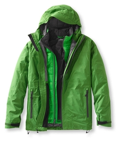 L.L. Bean - Weather Challenger 3-in-1 Jacket