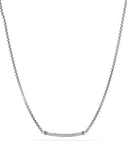 David Yurman - Pavé Metro Chain Necklace